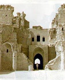 الأميرعامر الخفاجي سلطان العراقيين صاحب قصر الاخيضر  07