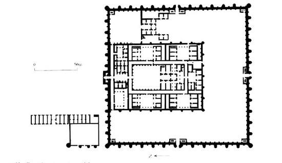 الأميرعامر الخفاجي سلطان العراقيين صاحب قصر الاخيضر  10