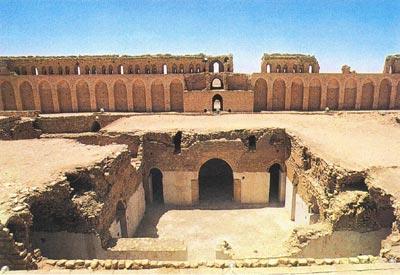 الأميرعامر الخفاجي سلطان العراقيين صاحب قصر الاخيضر  12