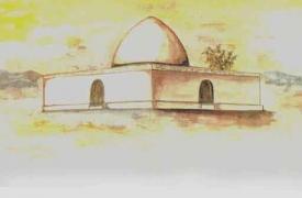 الحرم الحسيني في القرن السادس الهجري