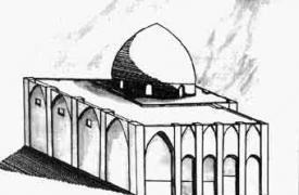 الحرم الحسيني في القرن السابع الهجري