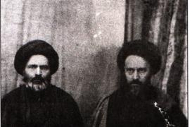 السيد زين العابدين بن السيد محمد حسين بن محمد علي الحسيني المرعشي الشهرستاني